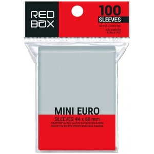 SLEEVE REDBOX: MINI EURO 44X68MM