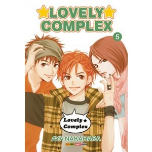 Lovely Complex 05