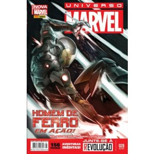 Universo Marvel (Marvel Now) 028