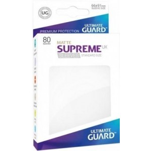 ULTIMATE GUARD - SUPREME UX MATTE FROSTED