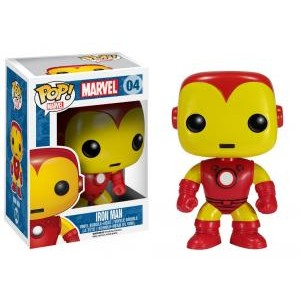 Funko - POP! MARVEL 04: IRON MAN