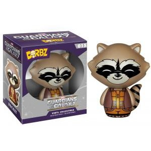 Funko - DORBZ: GUARDIANS OF THE GALAXY - ROCKET RACCOON