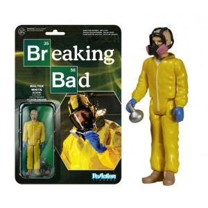 Funko - REACTION: BREAKING BAD - WALTER WHITE (COOK)