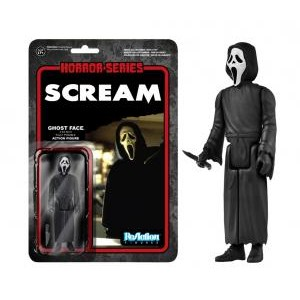 Funko - REACTION: HORROR - GHOST FACE® (SCREAM)