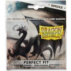 Dragon Shield - PERFECT FIT SIDELOADER INNER CARD SLEEVES c/100
