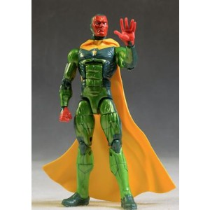 Marvel Legends Hulkbuster Series Vision