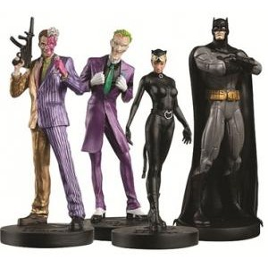 Batman Anniversary 75th Masterpiece Collection - Eaglemoss