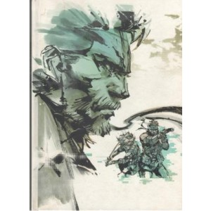 Metal Gear Solid - Art of the HD Collection (Hardcover)