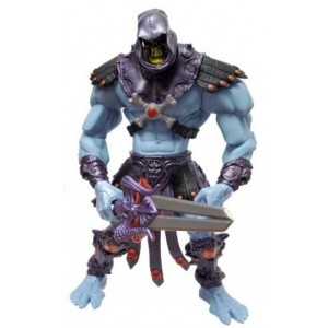 Masters of the Universe Vs The Snake Men - Huge SKELETOR 2003 Mattel