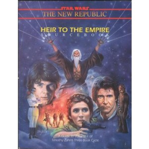 Star Wars - The New Republic Heir To The Empire