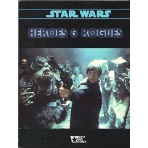 Star Wars - Heroes & Rogues