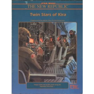 Star Wars - The New Republic: Twin Stars of Kira