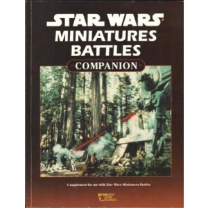 Star Wars - Miniatures Battles Companion