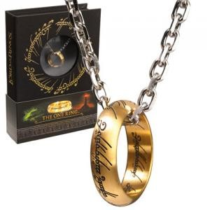 The Noble Collection - O Senhor dos  Anéis - The One Ring