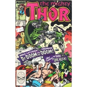The Mighty Thor Vol.1 #410