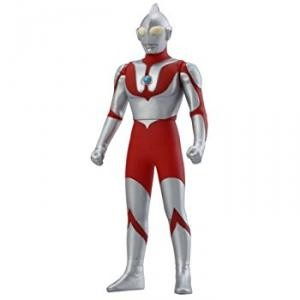 Bandai Action Figure Ultraman 500 01