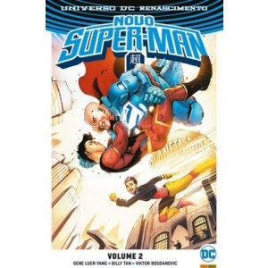 NOVO SUPER-MAN VOL. 2