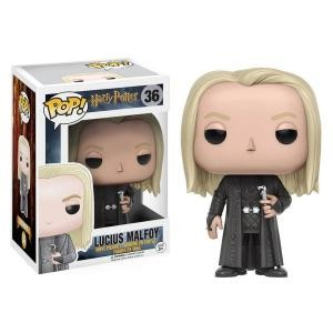 Funko - POP! MOVIES 36: Harry Potter -Lucius Malfoy