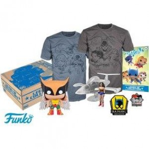 FUNKO COLLECTORS LADIES OF DC
