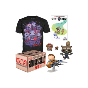 FUNKO MARVEL COLLECTOR CORPS GUARDIANS OF THE GALAXY 2 M