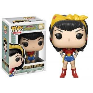 Funko - POP! HEROES 167: DC Comics Bombshells - WONDER WOMAN