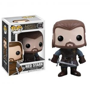 Funko - POP! TV 02: GAME OF THRONES - Ned Stark