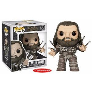 FUNKO Pop! TV 55: Game of Thrones - Wun Wun