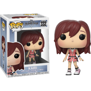 Funko POP! KINGDOM HEARTS - KAIRI 332