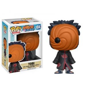 Funko - POP! ANIMATION 184: NARUTO - TOBI