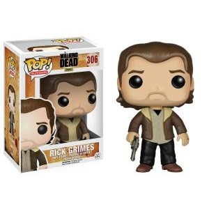 Funko - POP! TELEVISION 306: THE WALKING DEAD - RICK GRIMES