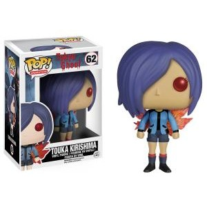 Funko - POP! ANIMATION 62: TOUKA KIRISHIMA