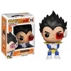 Funko - Pop! Anime 10: Dragonball Z - Vegeta