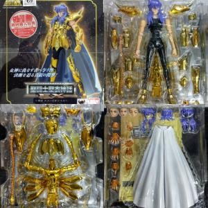 Cavaleiros Do Zodiaco Saint Seiya - Cloth Myth Ex Milo De Escorpião - Bandai