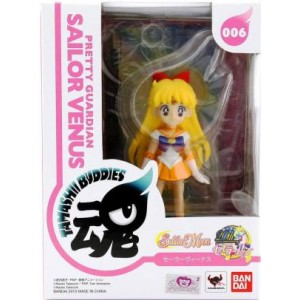 Bandai - Tamashii Buddies - Pretty Guardian Sailor Venus 006
