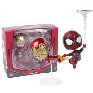 Cosbaby Bobble-Head Spider-Man Homecoming