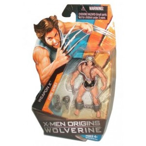 Hasbro Action Figure X-Men Origins Weapon X