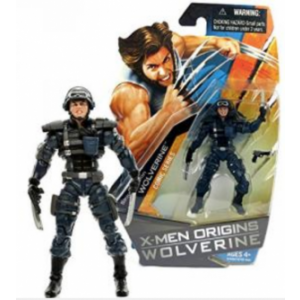 Hasbro X-Men Wolverine Origins Strike Mission