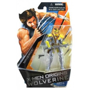 Hasbro Action Figure X-Men Origins Maverick
