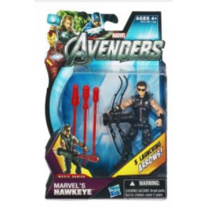 Hasbro Action Figure The Avengers Marvel's Hawkeye