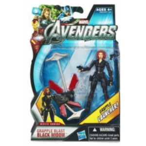 Hasbro Action Figure The Avengers Marvel's Black Widow