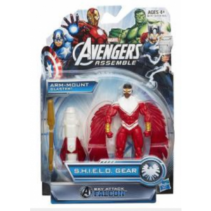 Hasbro Action Figure The Avengers Assemble FALCON