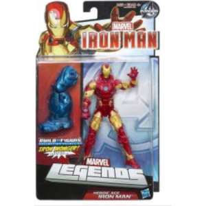 Hasbro Action Figure Marvel Legends Iron Man