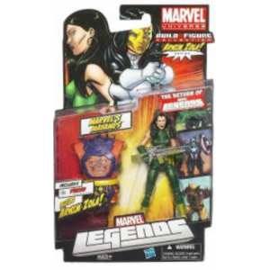 Hasbro Action Figure Marvel Legends Marvel's Madames