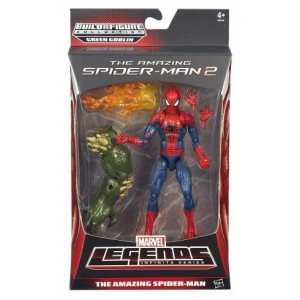 Hasbro Action Figure Marvel Legends Infinite Series The amazing Spider-Man