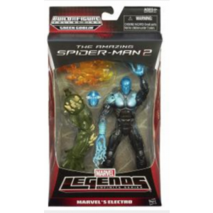 Hasbro Action Figure Marvel Legends Infinite Series Marvel's Electro