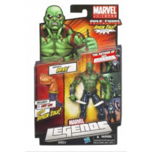 Hasbro Action Figure Marvel Legends DRAX