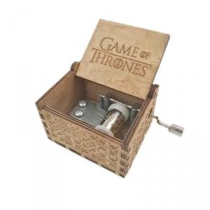 Caixa de Musica Game of Thrones