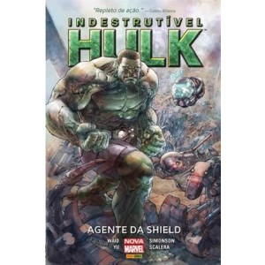 Indestrutível Hulk Agente da Shield