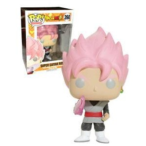 Funko - POP! ANIMATION - SUPER SAIYAN ROSÉ