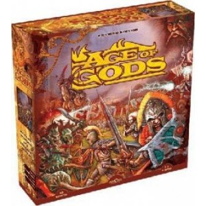 Asmodee Age of Gods - Revised Edition